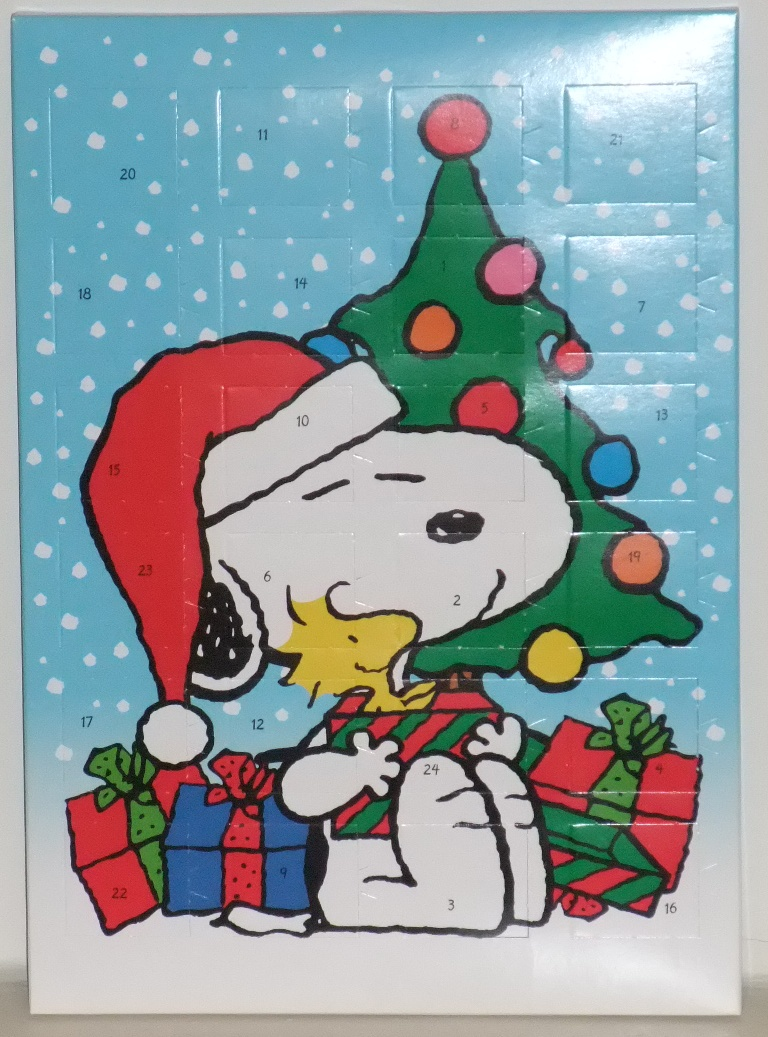 Snoopy Christmas Calendar